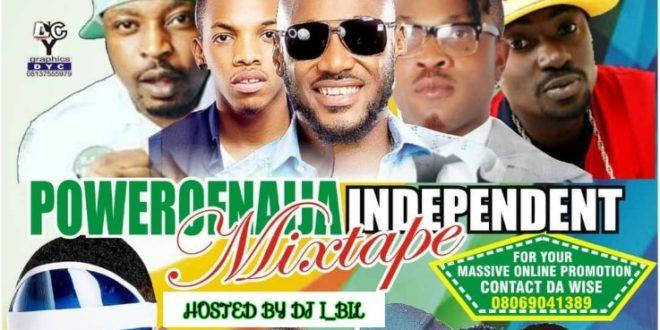 PowerOfNaija Independent Mixtape – Naija @58 Mix (Hosted – DJ I_BiL